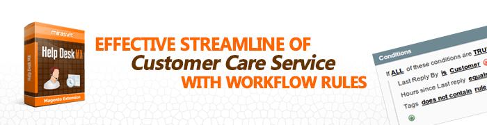effective streamline of customer care service with. Black Bedroom Furniture Sets. Home Design Ideas