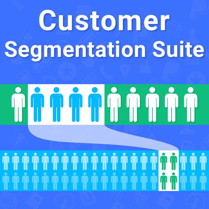 Customer Segmentation Suite for Magento 2